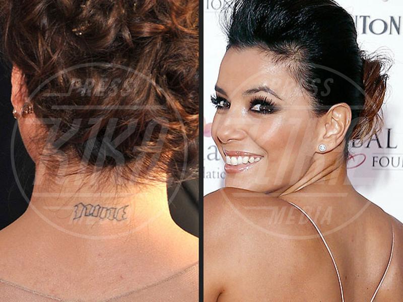 Eva Longoria - 02-01-2015 - Tatuaggi: se ci lasciamo lo cancello!