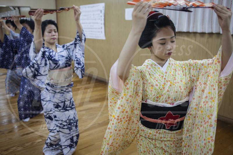 Maiko, Geisha - Kyoto - 14-08-2013 - Kyoto: reportage nel mondo segreto delle Geishe
