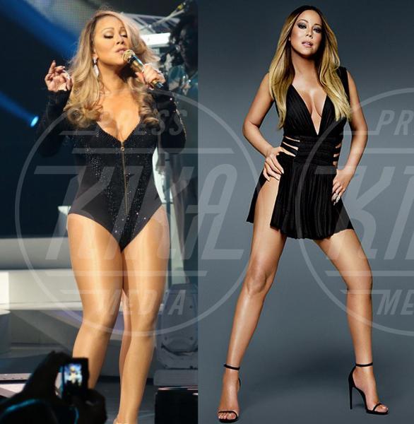 Mariah Carey - 08-05-2015 -  Quando il ritocco fai da te c'è... e si vede!
