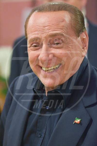 Silvio Berlusconi - Portofino - 10-05-2015 - Paura per Berlusconi, caduto a Portofino: dimesso dopo la sutura