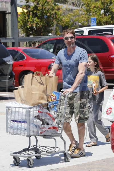 Gerard Butler - Malibu - 10-05-2015 - Star come noi: è il momento di fare la spesa!