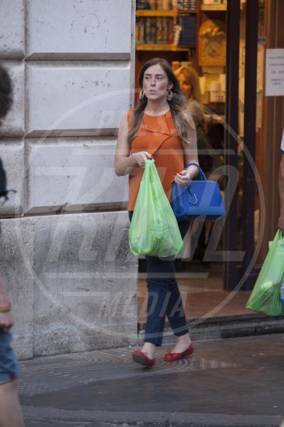 Maria Elena Boschi - Roma - 11-05-2015 - Star come noi: è il momento di fare la spesa!