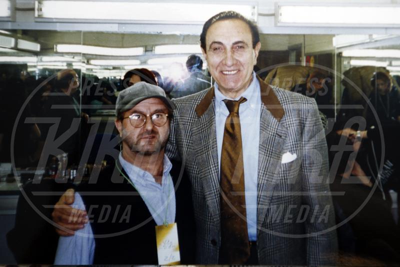 Vito D'Eri, Pippo Baudo - Bologna - 06-05-2015 - Vito D'Eri: