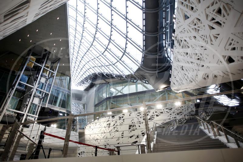 Palazzo Italia, Expo 2015, Padiglione Italia - Milano - 01-05-2015 - Expo 2015: ecco il Padiglione Italia e l'Albero della Vita