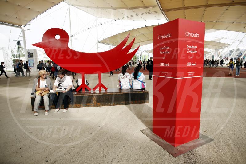 Expo 2015 - Milano - 05-05-2015 - Expo 2015: ecco il Padiglione Italia e l'Albero della Vita