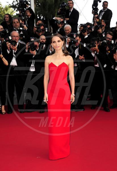Natalie Portman - Cannes - 13-05-2015 - Vuoi essere vincente? Vestiti di rosso