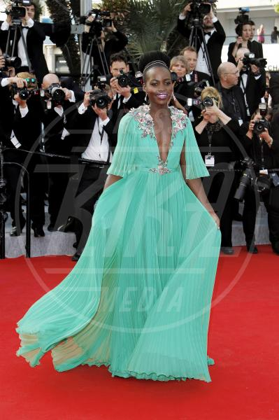 Lupita Nyong'o - Cannes - 13-05-2015 - Cannes 2017: vi ricordate lo spacco di Bella Hadid?