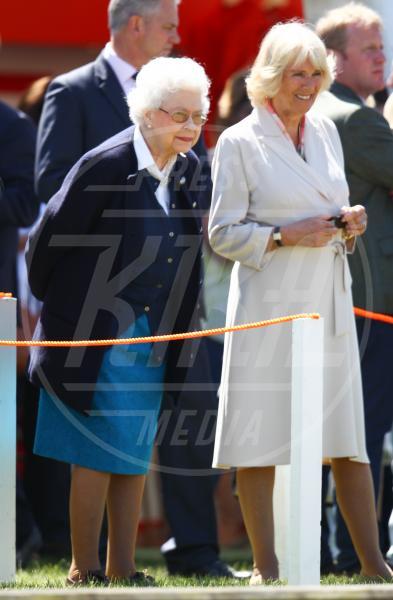 Regina Elisabetta II, Camilla Parker Bowles - Londra - 13-05-2015 - Regina Elisabetta-Camilla: la coppia che non ti aspetti