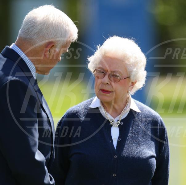 Regina Elisabetta II - Londra - 13-05-2015 - Regina Elisabetta-Camilla: la coppia che non ti aspetti