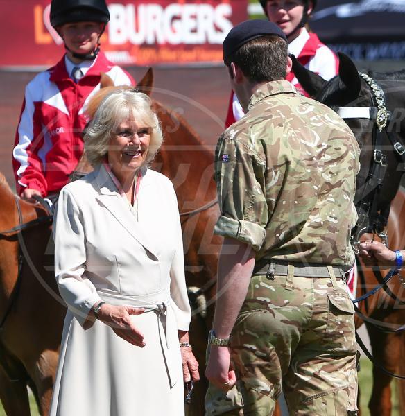 Camilla Parker Bowles - Londra - 13-05-2015 - Regina Elisabetta-Camilla: la coppia che non ti aspetti