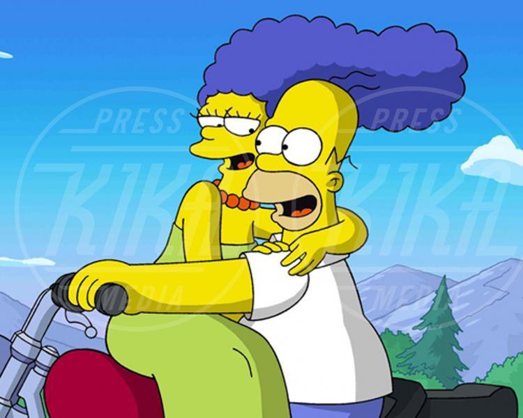 Maggie Simpson, Homer Simpson - 14-05-2015 - Homer Simpson risponderà alle domande dei fan