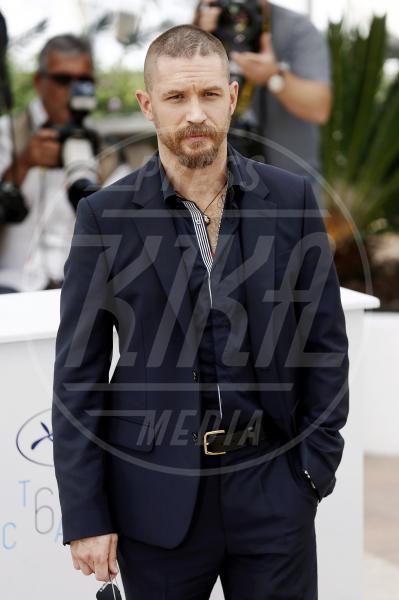 Tom Hardy - Cannes - 14-05-2015 - Tom Hardy: la prima foto dal set nei panni di Al Capone