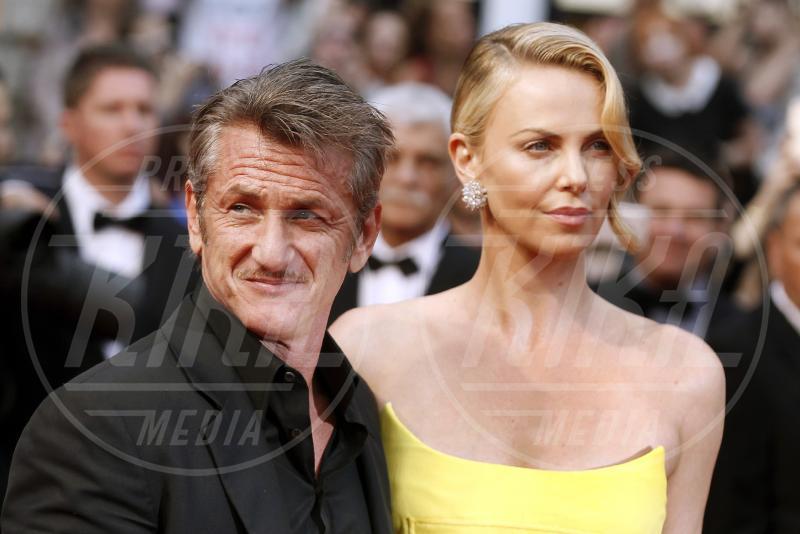 Sean Penn, Charlize Theron - Cannes - 14-05-2015 - Ritorni di fiamma: ci riprovano anche Moretz-Beckham