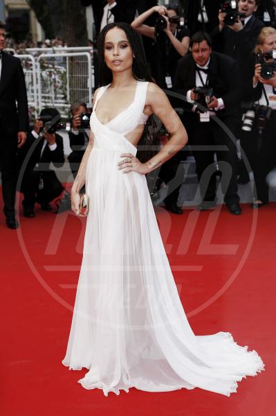 Zoe Kravitz - Cannes - 14-05-2015 - In primavera ed estate, le celebrity vanno in bianco!