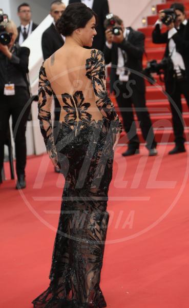 Michelle Rodriguez - Cannes - 14-05-2015 - Cannes 2017: vi ricordate lo spacco di Bella Hadid?