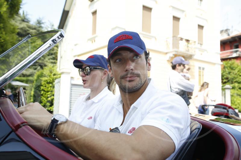 David Gandy - Brescia - 14-05-2015 - David Gandy è diventato papà: ora anche lui è un DILF...