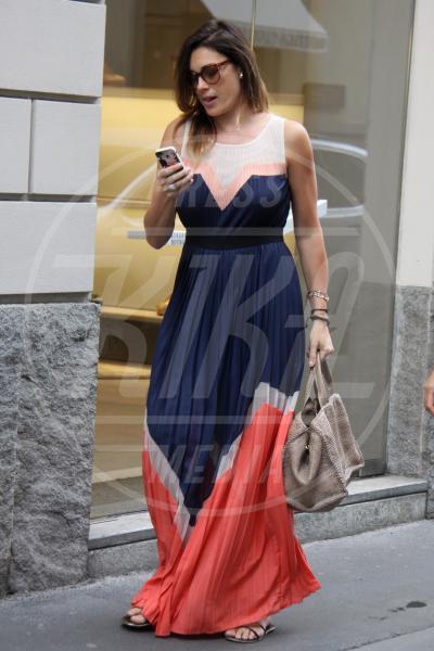 Alena Seredova - Milano - 14-05-2015 - Alena Seredova contro Ilaria d'Amico e Gigi Buffon: lo sfogo