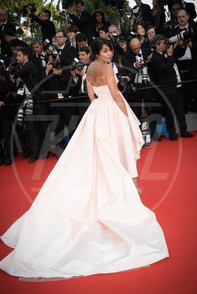 Leila Bekhti - Cannes - 13-05-2015 - Cannes 2015: Vade retro abito! Le scelte delle star