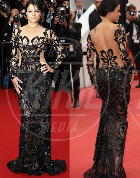 Michelle Rodriguez - Cannes - 15-05-2015 - Cannes 2015: Vade retro abito! Le scelte delle star