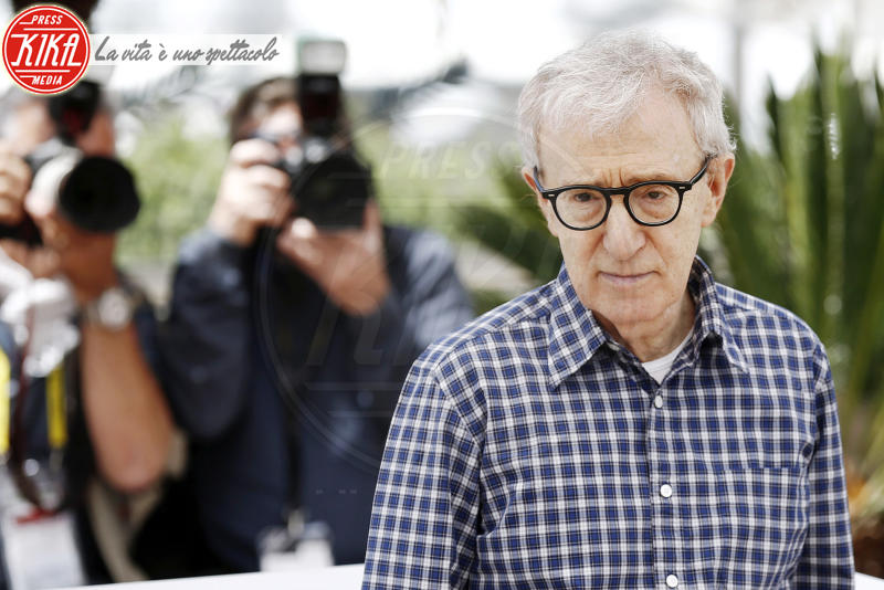 Woody Allen - Cannes - 15-05-2015 - Miley Cyrus protagonista della serie tv di Woody Allen su Amazon