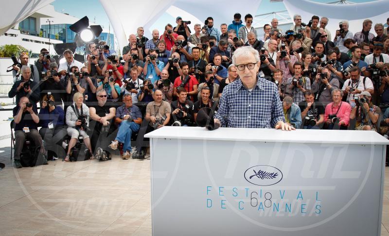 Woody Allen - Cannes - 15-05-2015 - Cannes 2016: Woody Allen aprirà il festival