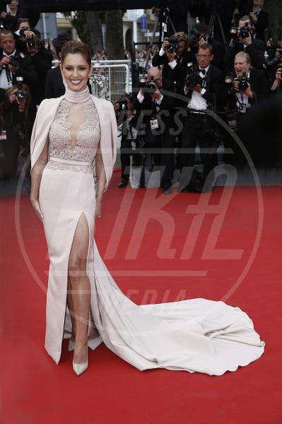 Cheryl Cole - Cannes - 15-05-2015 - Le celebrity? Tutte romantiche belle in rosa!