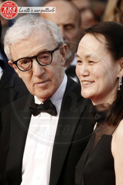 Soon-Yi Previn, Woody Allen - Cannes - 15-05-2015 - A Hollywood, dove la molestia è di casa