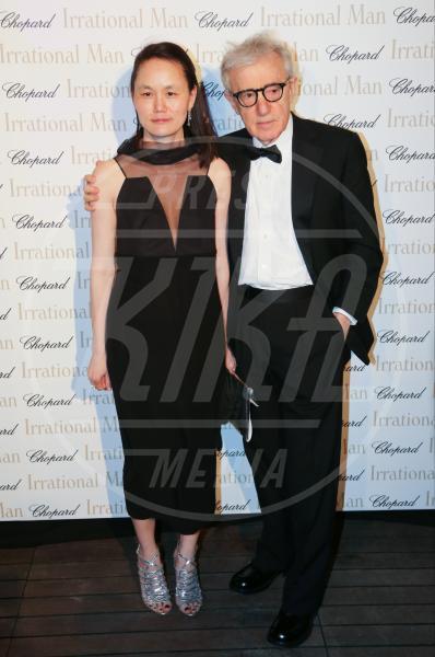 Soon-Yi Previn, Woody Allen - Cannes - 15-05-2015 - Potrebbero essere le vostre figlie!!