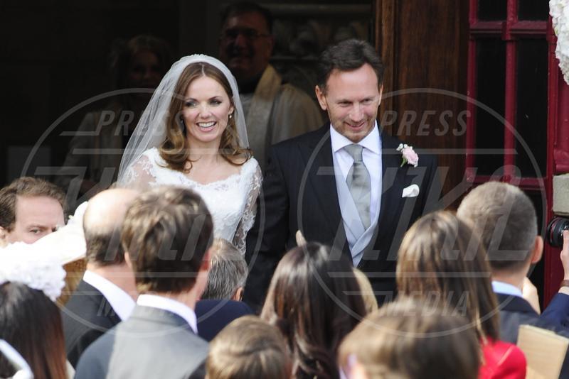 Christian Horner, Geri Halliwell - Londra - 15-05-2015 - Geri Halliwell è incinta: la Spice Girls sarà mamma bis