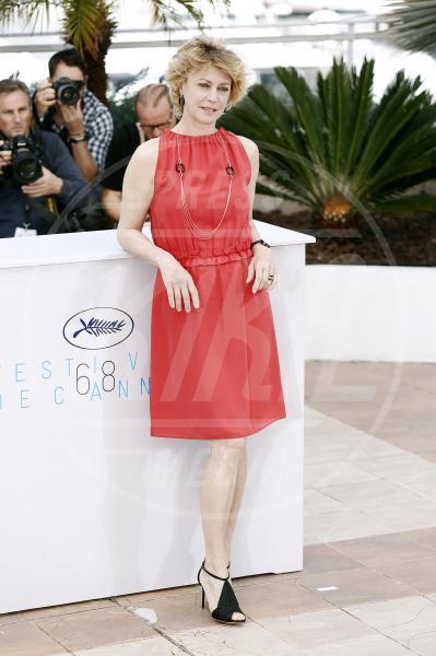 Margherita Buy - Cannes - 16-05-2015 - Vuoi essere vincente? Vestiti di rosso