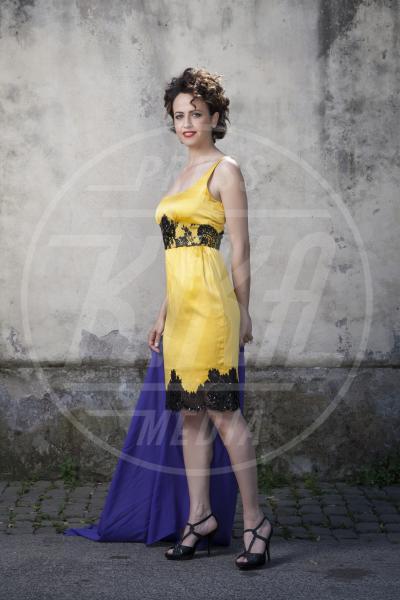 Marta Zoffoli - Roma - 07-05-2015 - Marta Zoffoli, la regina delle fiction, ci presenta il papà
