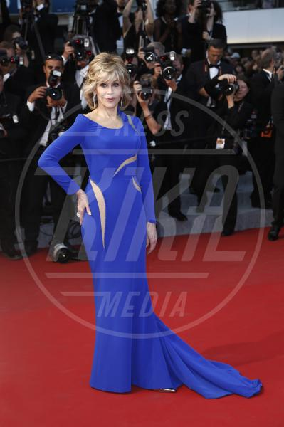 Jane Fonda - Cannes - 16-05-2015 - Le star che sanno osare: sensualità over 50 sul red carpet