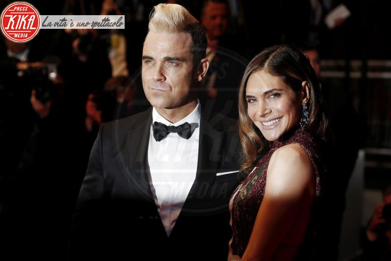 Ayda Field, Robbie Williams - Cannes - 16-05-2015 - Contratti prematrimoniali vip: la scelta di Harry e Meghan