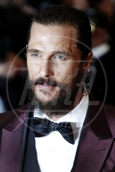 Matthew McConaughey - Cannes - 16-05-2015 - McConaughey e Idris Elba saranno i protagonisti de La Torre Nera