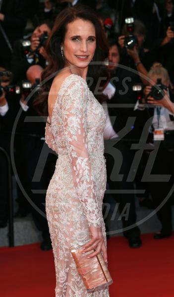 Andie MacDowell - Cannes - 16-05-2015 - Andie MacDowell protagonista della serie tv ABC, Model Woman
