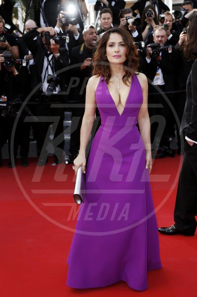 Salma Hayek - Cannes - 17-05-2015 - Cannes 2017: vi ricordate lo spacco di Bella Hadid?