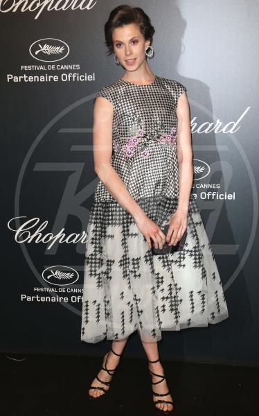 Elettra Wiedemann - Cannes - 18-05-2015 - Fashion revival: dagli anni '60 tornano i quadretti Vichy