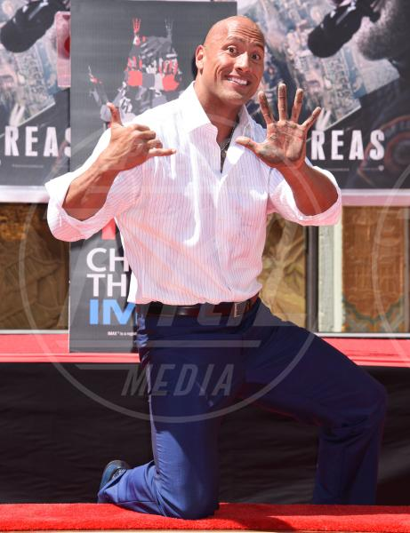 "Dwayne ""The Rock"" Johnson - Hollywood - 19-05-2015 - Il re del box office? Per Forbes è proprio lui!"