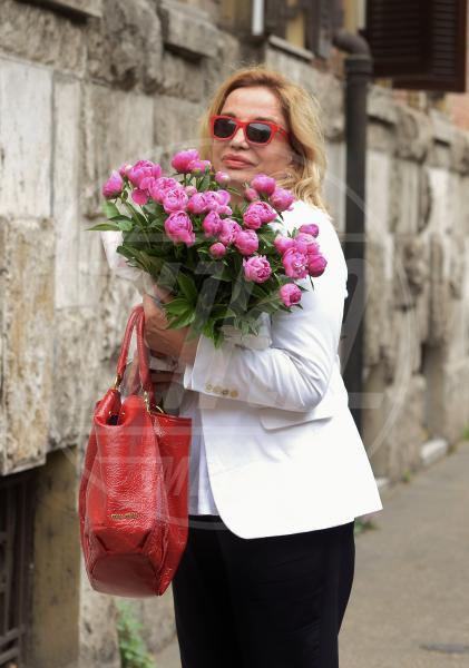 Simona Izzo - Roma - 20-05-2015 - Simona Izzo & Ricky Tognazzi, vent'anni d'amore al bacio