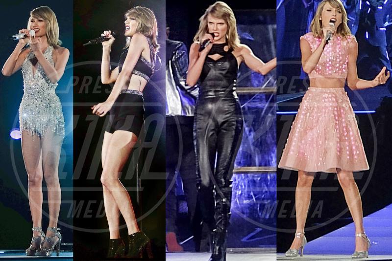 Taylor Swift, 1989 inizia con... decine di cambi!
