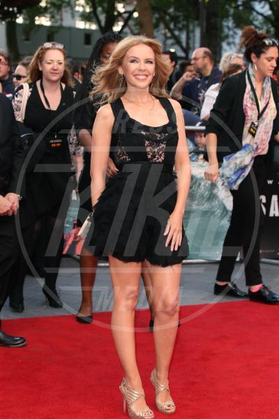 Kylie Minogue - Londra - 21-05-2015 - Kylie Minogue e Joshua Sasse, sposi in gran segreto?