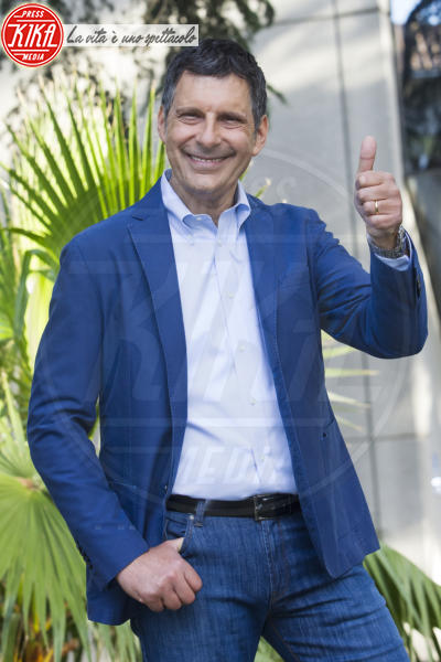 Fabrizio Frizzi - Roma - 21-05-2015 - Fabrizio Frizzi: la notizia che tutti aspettavano