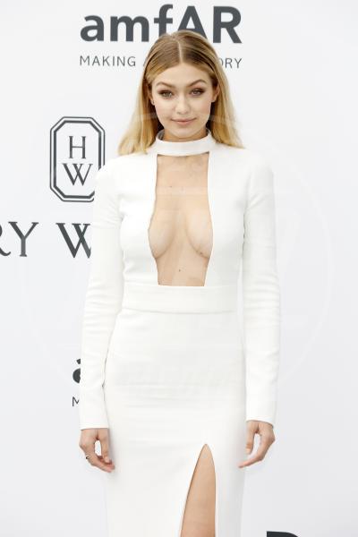 Gigi Hadid - Cannes - 21-05-2015 - Cannes 2017: vi ricordate lo spacco di Bella Hadid?