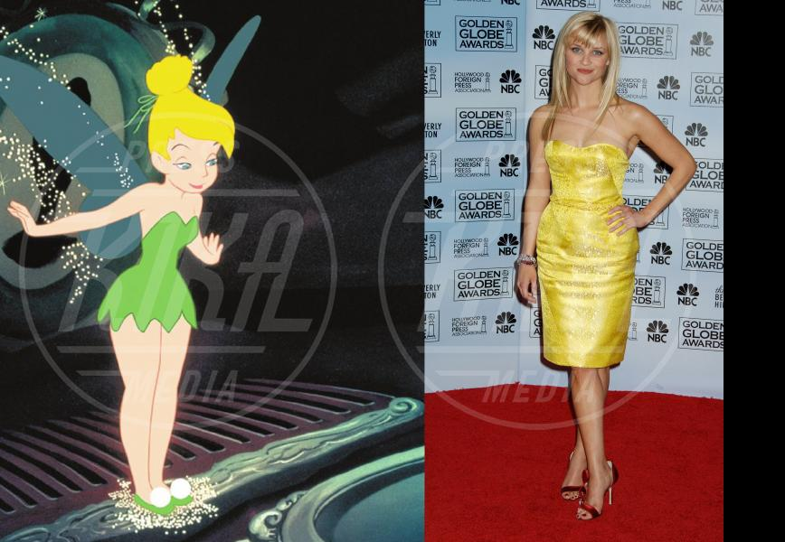 Tinkerbell, Reese Witherspoon - 22-05-2015 - I classici Disney diventano reali, quanti live-action in arrivo!