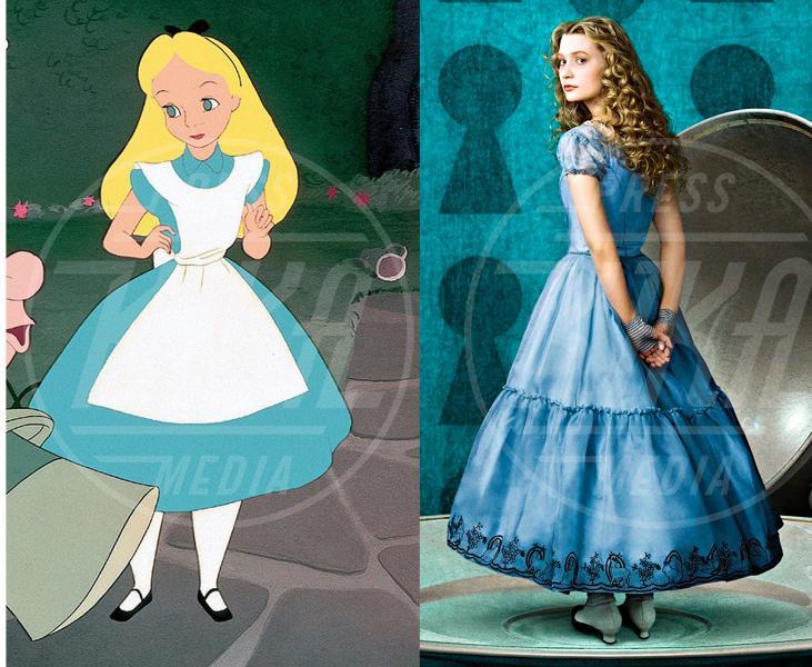 Alice in Wonderland, Mia Wasikowska - 22-05-2015 - Alice attraverso lo specchio: c'è una new entry nel cast