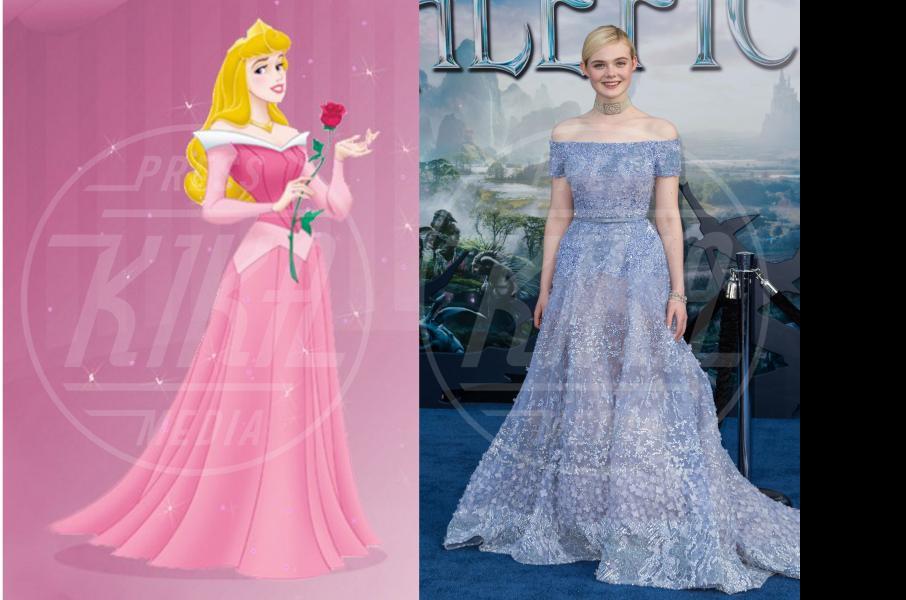 La bella Addormentata, Elle Fanning - 22-05-2015 - I classici Disney diventano reali, quanti live-action in arrivo!