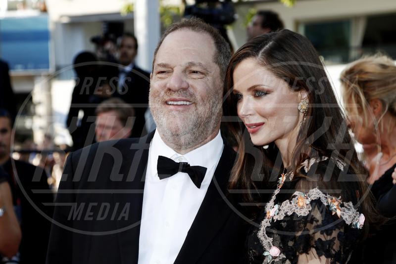 Harvey Weinstein, Georgina Chapman - Cannes - 22-05-2015 - Scandalo Harvey Weinstein: licenziato dalla sua società