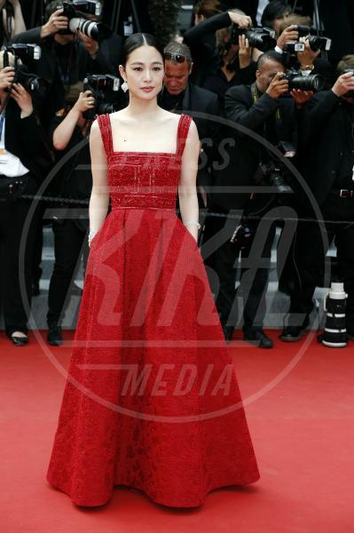 Zhou Yun - Cannes - 24-05-2015 - Vuoi essere vincente? Vestiti di rosso