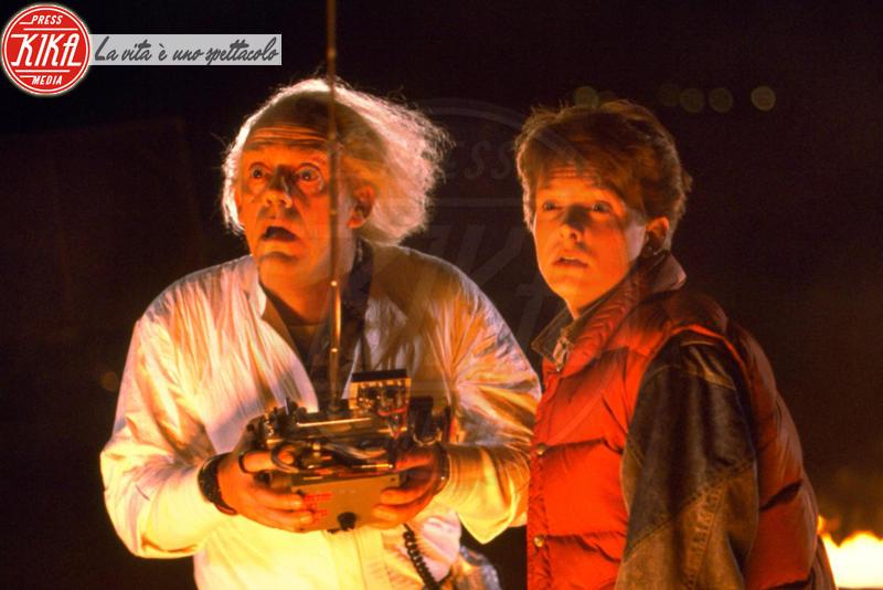 Ritorno al futuro, Michael J. Fox, Christopher Lloyd - 25-05-2015 - Ritorno al futuro arriva a 4? Gli attori ieri e oggi