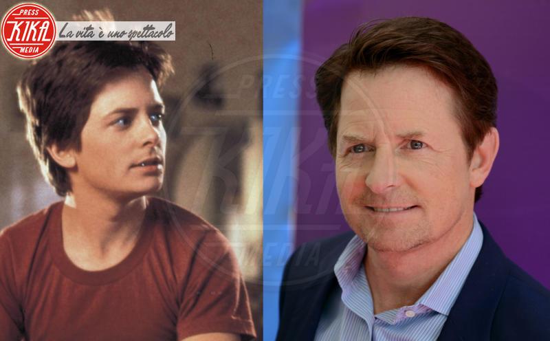 Ritorno al futuro, Michael J.  Fox - 25-05-2015 - Ritorno al futuro arriva a 4? Gli attori ieri e oggi